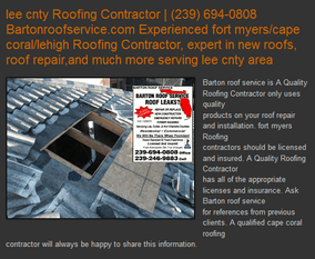 roofing and construction fort myers lehigh contractors north fort myers-lehigh acres roofing in florida